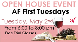 First Tuesdays - Open House Event