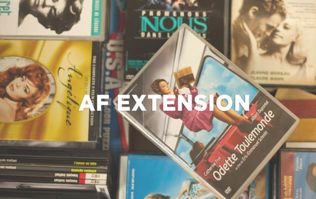 AF-extrmsion