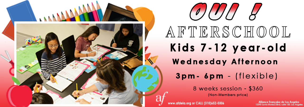 AfterSchool Alliance Francaise de Los Angeles February 2018
