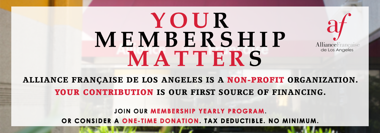 Membership-alliance francaise de los angeles become a member